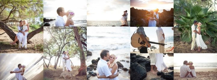 Wailea Wedding, Maui